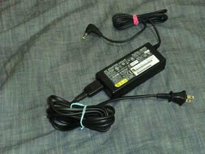 FUJITSU ノートパソコン用 ACアダプタ SEC80N2-19.0 AC100~240 DC19.0V Φ5.4mm 即決 送料無料 #146