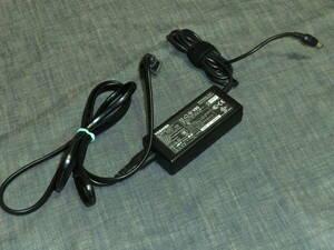 TOSHIBA ノートパソコン用 ACアダプター ADP-60RH A AC100~240 DC15V Φ6.4mm 即決 送料無料 #104