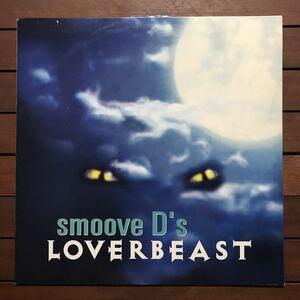 ●【eu-rap】Smoove D's / Loverbeast[12inch]オリジナル盤《1-1》
