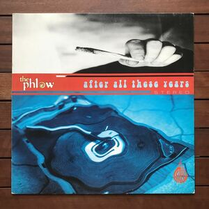 ●【eu-rap】The Phlow / After All These Years[12inch]オリジナル盤《1-1》