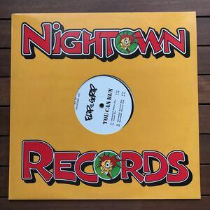 ●【eu-rap】Flip Da Scrip / You Can Run[12inch]オリジナル盤《1-4》nightown レーベル