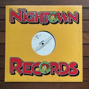 ●【eu-rap】Flip Da Scrip / I Never Told You[12inch]オリジナル盤《1-4》promo nightown レーベル