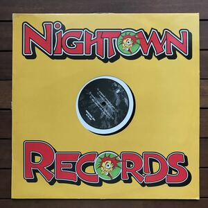 ●【eu-rap】Winston / Secret Garden[12inch]オリジナル盤《1-4》nightown レーベル