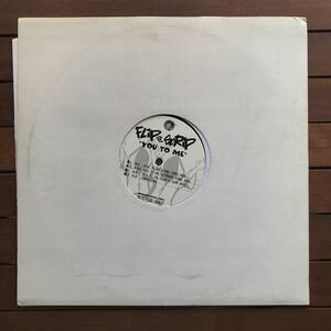●【eu-rap】Flip Da Scrip / You To Me[12inch]オリジナル盤《1-4》promo nightown レーベル