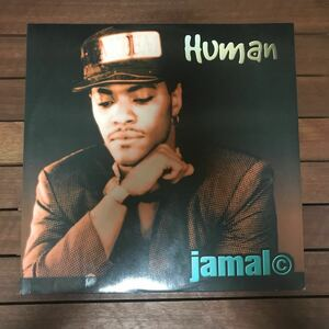 ●【eu-rap】Jamal C / Human [12inch]オリジナル盤《4-1-22》