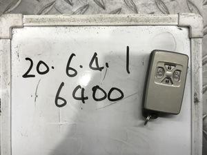 ★ACR50 トヨタ エスティマ アエラス Sパッケージ 平成19年 純正 スマートキー キーレス 鍵 4ボタン 両側電動★