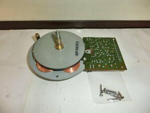 rm84送料520円 DENON DP-37F 付属 モーター 動作未確認 デノン デンオン レコードプレーヤー 部品 ジャンク出品