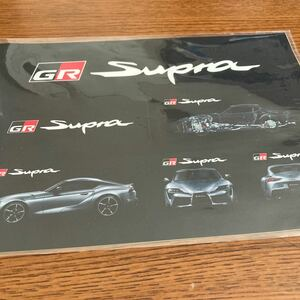 スープラ GR Supra ステッカー