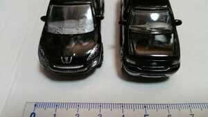 ミニカー2台セットジャンク品 フォードF150 マジョレット プジョー4007