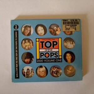 洋楽CD BBC Top of the Pops 2000 volume1