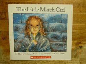 ◆ The Little Match Girl (英語) ペーパーバック マッチ売りの少女 SCHOLASTIC 多読・ネイティブ・英語学習 英語力 英検 リーディング対策