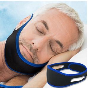★最安値★いびき防止グッズ ベルト ストラップ サポーター 無呼吸症候群 睡眠サポート 無呼吸・睡眠ケアツール