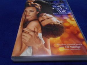 The Time Traveler's Wife 輸入版DVD (邦題:きみがぼくを見つけた日)