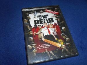 SHAUM OF THE DEAD 輸入版DVD(邦題:ショーン・オブ・ザ・デッド)