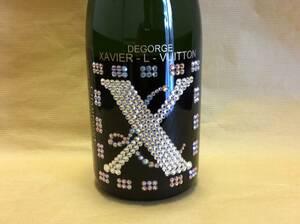 限定再入荷 XLVシャンパーニュ ブラン・ド・ブラン プルミエ・クリュ デコレーションボトル 750ml 新品送料無料