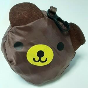 エコバッグ ショッピングバッグ レジ袋 マイバッグ クマ くま 熊 BEAR
