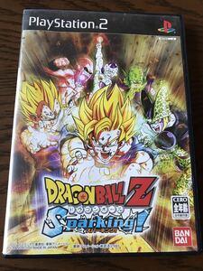 PS2ドラゴンボールZ スパーキング プレイステーション2