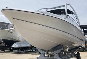 極上艇となります。18ft キャンピオン アランテボート マークルーザーエンジン 3L 船検令和7年4月まで トレーラー不要で20万引