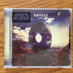 【輸入盤CD】Sub Focus Torus CD
