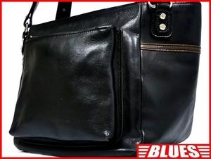 即決★russet★レザーハンドバッグ ラシット メンズ 黒 ブラック 本革 トートバッグ 本皮 かばん 鞄 レディース