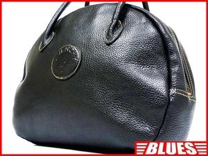 即決★GIVENCHY LIFE★レザーハンドバッグ ジバンシーライフ メンズ 黒 ブラック 本革 トートバッグ 本皮 かばん 鞄 レディース ボストン