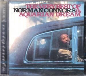 ☆The Very Best Of NORMAN CONNORS(ノーマン・コナーズ)&AQUARIAN DREAM◆76年&77年&80年録音の珠玉の名曲16曲収録の究極BEST盤廃盤