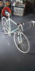 【中古美品】ビアンキ カンパニオール ロードバイク 自転車 約30年以上前の自転車