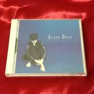 [ALISON DAVID] DREAMING☆レンタル落ちCD・送料無料
