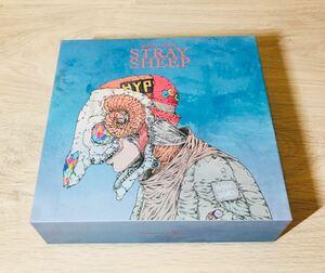 即決 商品手元あり 米津玄師 アルバム STRAY SHEEP ストレイシープ おまもり盤 BOX のみ 新品未使用 おまもり ボックス