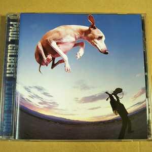 中古CD PAUL GILBERT / ポール・ギルバート『FLYING DOG』国内盤/帯無し PHCR-83【1077】