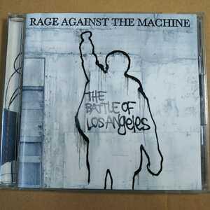中古CD RAGE AGAINST THE MACHINE / レイジアゲインストザマシーン『THE BATTLE OF LOS ANGELES』国内盤/帯無し SRCS 8811【1122】