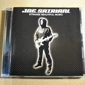 中古CD JOE SATRIANI / ジョー・サトリアーニ『STRANGE BEAUTIFUL MUSIC』国内盤/帯無し EICP-107【1276】