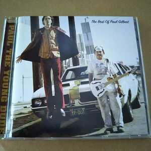 中古CD PAUL THE YOUNG DUDE『THE BEST OF PAUL GILBERT』1枚のみ/国内盤/帯無し/問題有り/1枚欠落 UICE-9006【1318】