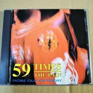 中古CD 59TIMES THE PAIN『MORE OUT OF TODAY』国内盤/帯無し VICP-5808【1375】