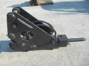 オカダアイヨン OUB-302 油圧ブレーカー 幅142㎜、ピン径40㎜