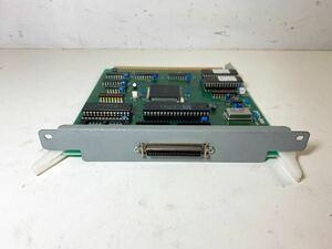 YZ2162★★NEC PC9801 対応 CバスSCSIボード B55U-BMN