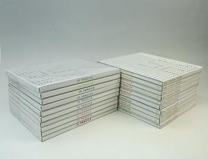 ◆ほぼ未使用◆FELISSIMO/フェリシモ◆500色の色えんぴつ/500◆25本×20ケース◆全色セット◆