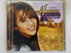 即決CD ハンナ・モンタナ THE MOVIE /HANNAH MONTANA サントラ盤 / アルバム セット買いお得 K01