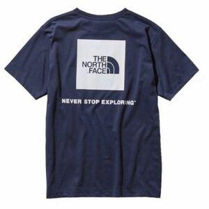 THE NORTH FACE ボックスロゴ 半袖Tシャツ SQUARE アウトドア 登山 キャンプ ランニング