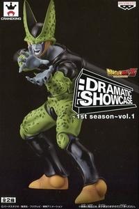ドラゴンボールZ DRAMATIC SHOWCASE vol.1 セル 国内正規品 新品未開封 同梱包不可 完全体セル かめはめ波 パーフェクトセル フィギュア