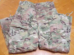 米軍放出品 未使用 ARMY COMBAT PANT FR 難燃生地