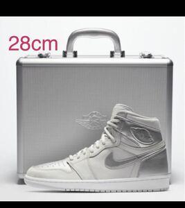 【新品 28cm US10 国内正規品】 NIKE AIR JORDAN1 RETRO HIGH OG CO.JP TOKYO Suitcase 2020 エアジョーダン ブリーフケース DA0382-029