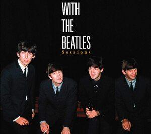シールド CD ビートルズ Beatles 【With The Beatles Sessions】デジパック1枚CD国内盤 JASRAC(ブート扱い) 送料込み