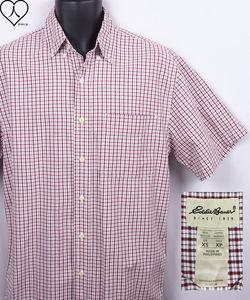 《郵送無料》■Ijinko◆エディーバウアー Eddie Bauer XS サイズ半袖シャツ
