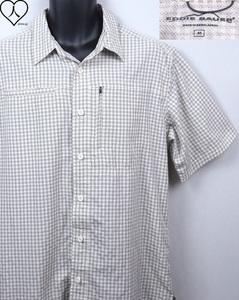《郵送無料》■Ijinko◆エディーバウアー Eddie Bauer M サイズ半袖シャツ