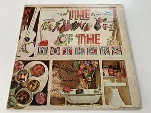 ◆Frank Zappa◆フランク ザッパ◆ LP ◆The **** Of The Mothers◆The Mothers Of Invention◆マザーズ オブ インヴェンション◆