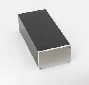 総アルミ製シャーシケース1493 真空管アンプ パワーアンプ デジタルアンプ ヘッドホンアンプ D/Aコンバーター USB DAC PCオーディオ 自作に