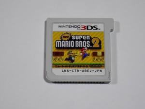 3DS スーパーマリオブラザーズ2 ソフトのみ 中古 任天堂 ニンテンドー SUPER MARIO