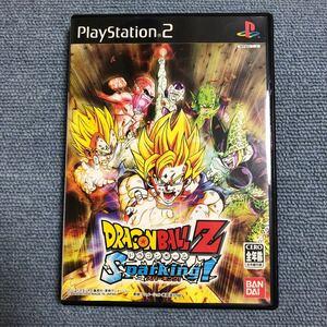 【美品】PS2ソフト「ドラゴンボールZ スパーキング」