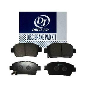リアディスクパッド ハリアー 型式GSU31W用 V9118B035 ドライブジョイ ブレーキパッド 04466-48060相当
